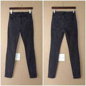 Joe's Jeans High Rise Skinny Denim Jeans